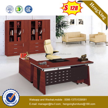New Office Furniture Discounted Price Mdf Office Table (hx-2801 ...