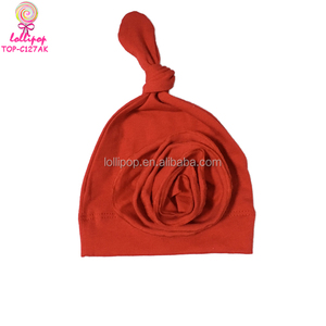 55b0764871e Plain Blank Knit Beanie Children Cap