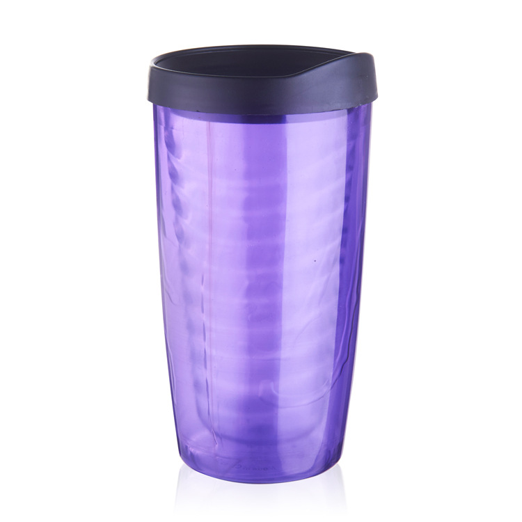 Hot sale many colored vortex tumbler