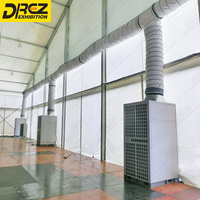 Drez 25 hp / 20 ton Ventilation, Cooling & Heating Units for Large and Medium Tent