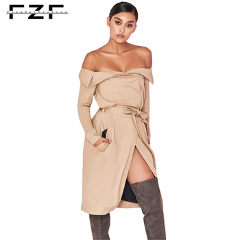hot-selling cheap lowest discount on wholesale Custom Made Brown Thin Camel Off Shoulder Women Trench Coat - Buy Women  Trench Coat,Thin Trench Coat,Custom Made Trench Coats Product on Alibaba.com