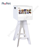 Best commercial insta printer for events photo printing services vending machine manufactures