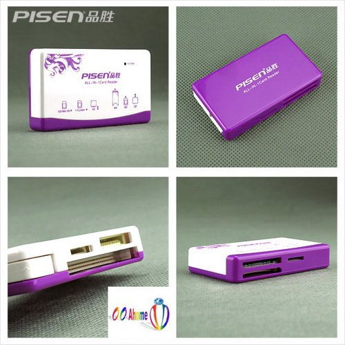 OO AHome X001OO AHome X001 All in 1 Carder Memory Card reader All in one card