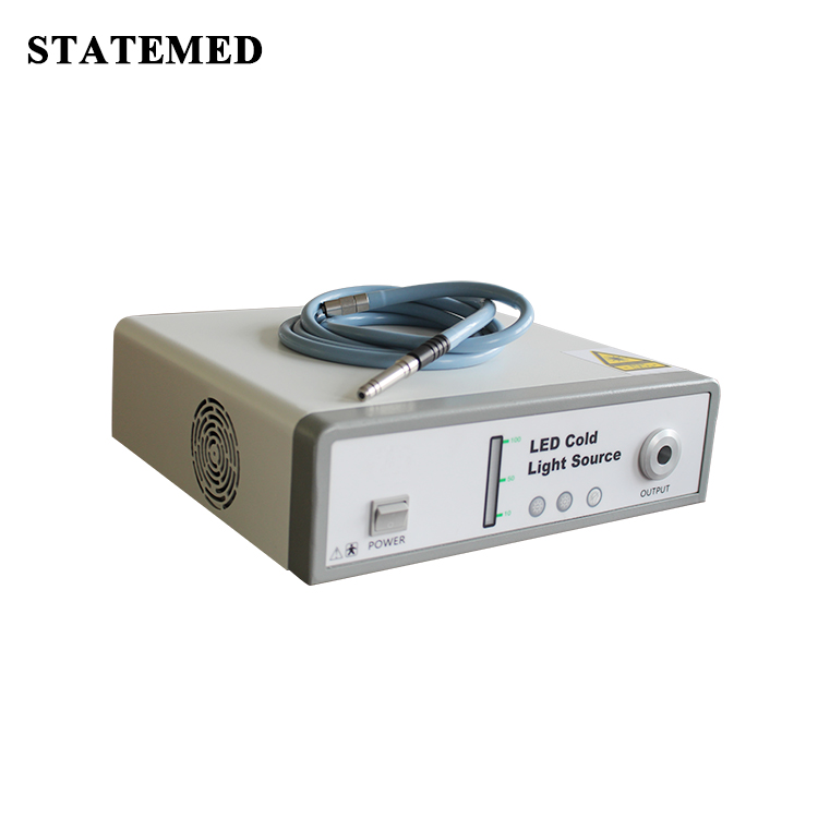 Medical LED cold light source for endoscope surgical clinic diagnose