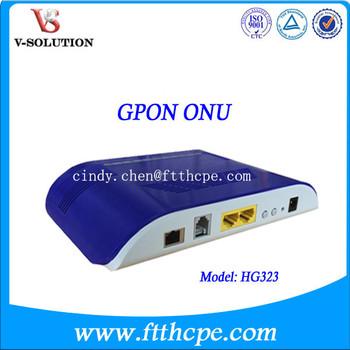 Wholesale Products China Optical Manufacturer Gpon/epon Olt/onu ...