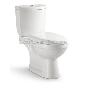 sanitary ware ceramic wc toilet washdown s trap p trap two piece toilet china supplier cheap toilet on sale Y802