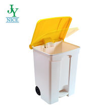 Storage Bins Plastic PP Food Grade Outdoor Trash Can Customized Size