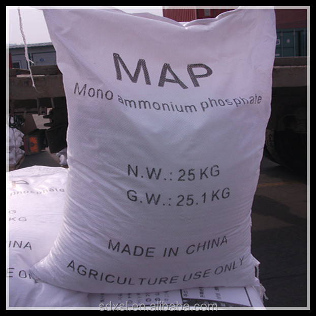 Monoammonium Phosphate/map,Delivery In Time
