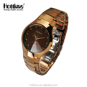Hottime Wholesale Bio Magnetic 10 ATM Health Watch Supplier China