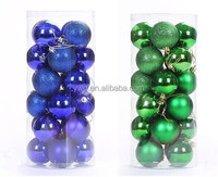 Wholesale unique promotion gifts christmas crafts hanging ball ornaments bulk