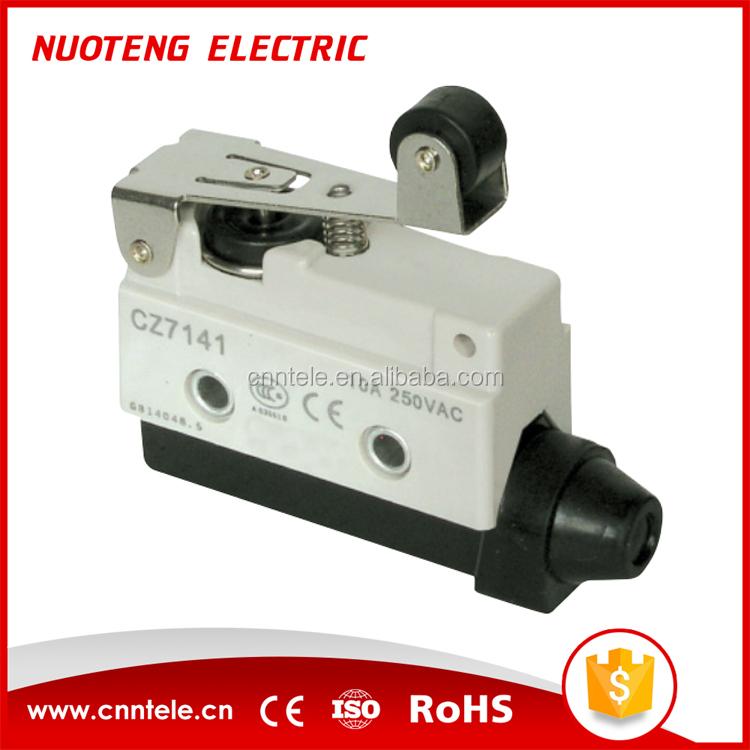 Short Lever Micro Limit Switch SPDT 250VAC 10A Elektronika i technika pomiarowa