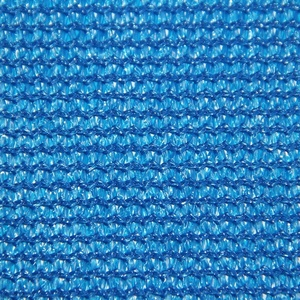 PE with UV blue shade net for agricultural aluminum sun shade net