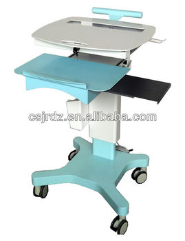made in China workstation trolley for hospital internet