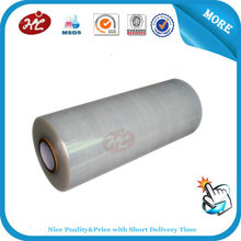 pallet wrap machine stretch film with 76MM CORE INNER