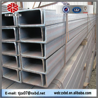 channel steel industry application u section fence post