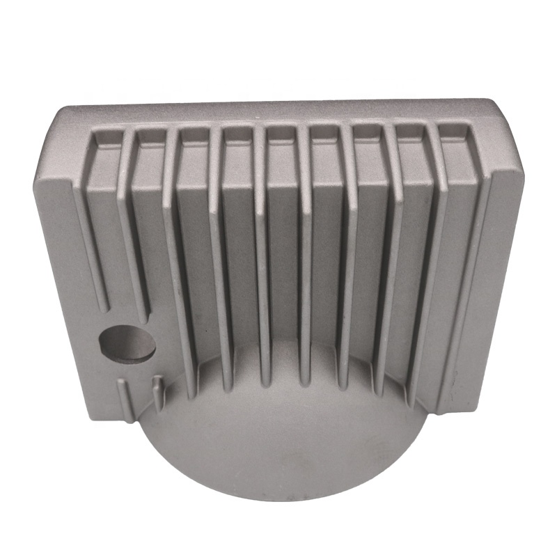 Aluminium 사출 die cast motor cover 알루미늄 electric motor housing