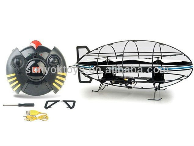 2013 NEW ARRIVAL! RC 3.5CH AIRSHIP, Radio Fly Sky Helicopter