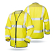 LX612 Hot sales yellow High Visibility Safety Vest pink safety ansi vests