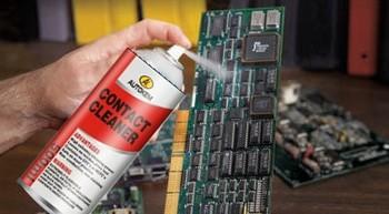 Non flammable electrical electronic contact cleaner spray buy contact cleaner electronic - Nettoyant contact electronique ...