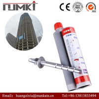 NJMKT 390ML Adhesive Anchoring Injection System anchoring for threaded rod