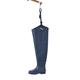 China Wholesale Market Agents Waterproof Chest Keep Warm Rubber Waders