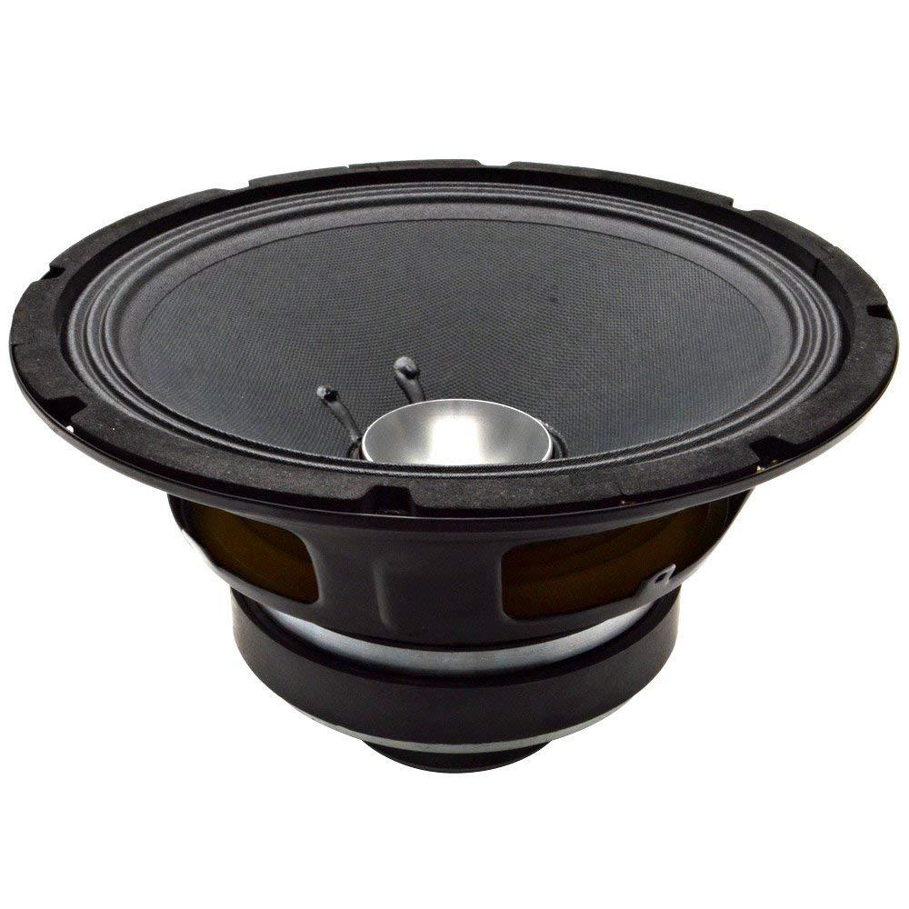 Seismic Audio - CoAx-10-10 Inch Coaxial Speaker 250 Watts - PRO AUDIO PA DJ Replacement - 8 Ohms