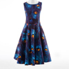 casual maxi xxxl size dress swing dresses for women clothing manufacturers
