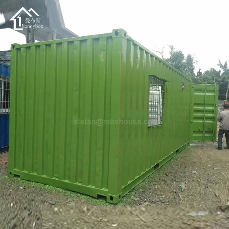 Prefab toilet/kitchen/living shipping container house building houses with shipping containers