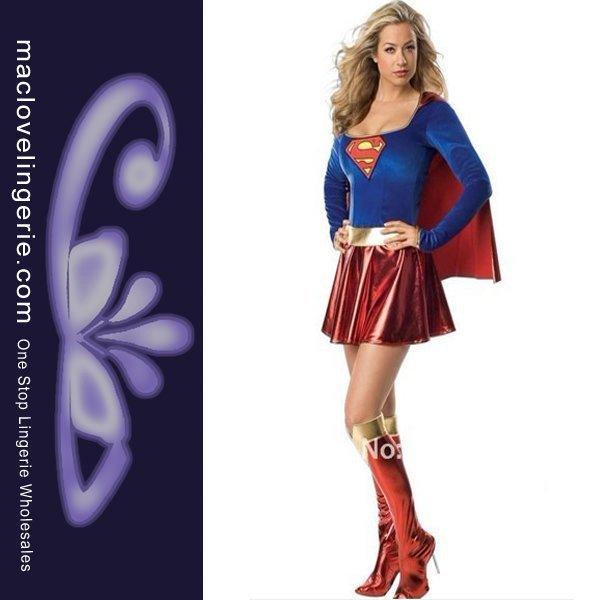 Superwoman costume sexy