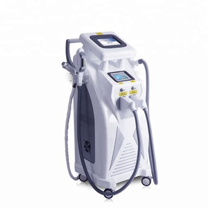Beijing Mejire MJ402 Professional OPT SHR E-light IPL RF ND YAG Laser Multifunction Beauty Machine