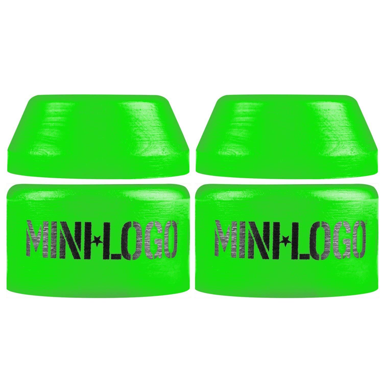 Buy Mini Logo Skateboard Bushings for 2 Trucks Soft Green ...