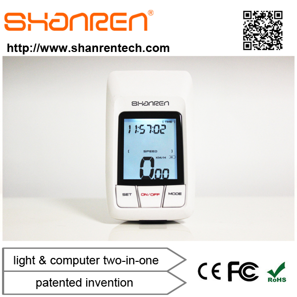 ShanRen patented invention 2.4G wireless wholesale distributor best cycling computers
