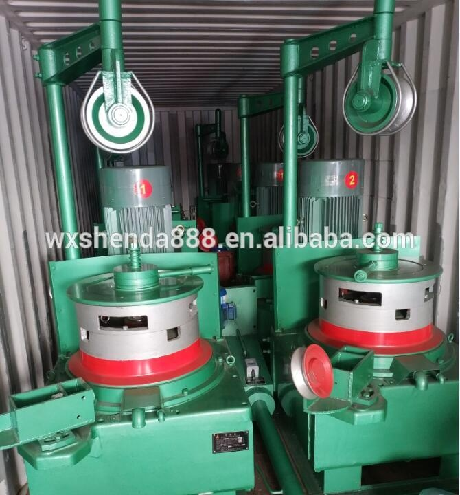 Wuxi Shenda High Speed Low Noise Nail Processing Machine Price for Nail Making Machines Production Line