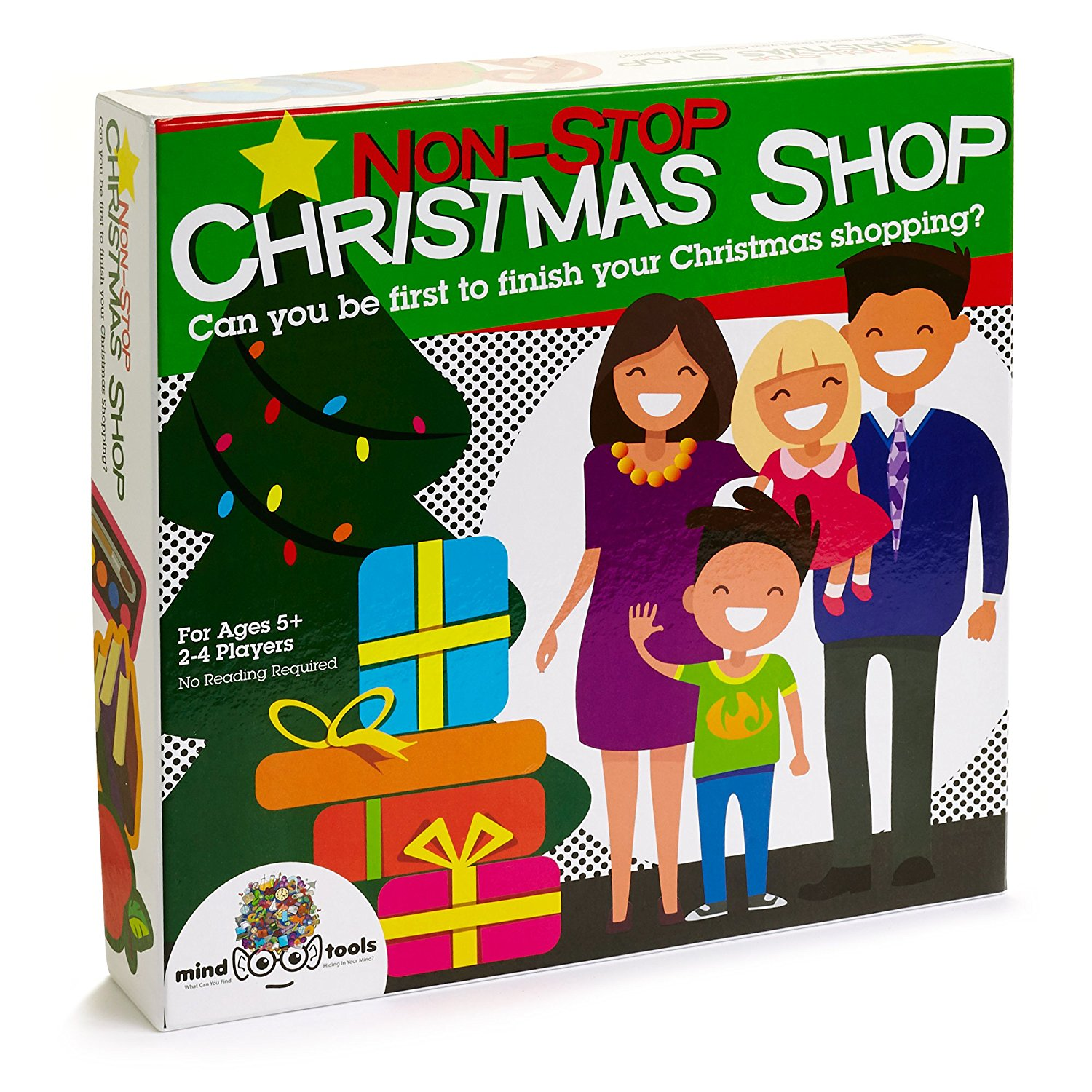 get quotations non stop christmas game shop a fun educational games for children family - Office Christmas Games