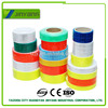High Visible PVC Clear Warning Reflective Tape For Clothing