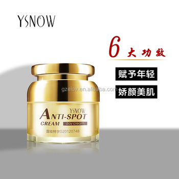 High quality 30G Anti-spot Whitening Cream Day Time Used and Lotion,Cream Form best cream for black freckle skin