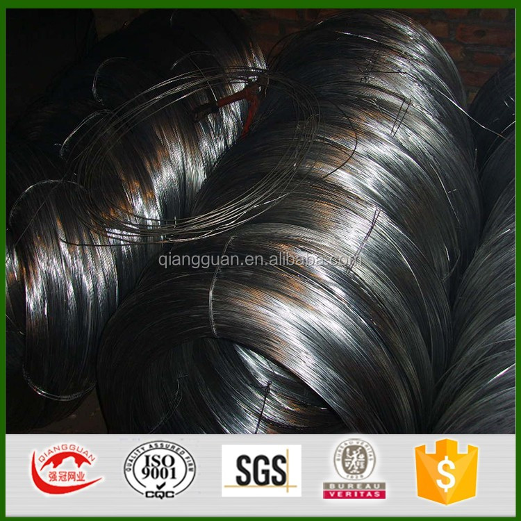 16 Gauge Black Annealed Tie Wire / Soft Annealed Iron Wire