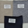 Soft handfeeling 100% mongolian knit cashmere fabric for clothing
