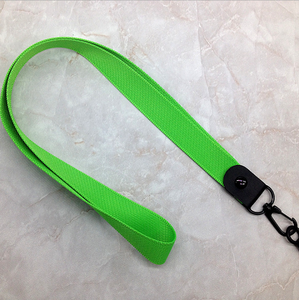 Promotional Gift Polyester Lanyard Custom Heated Transfer Neck Strap