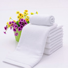 wholesale White customized hotel towels luxury hotel cotton bath towel