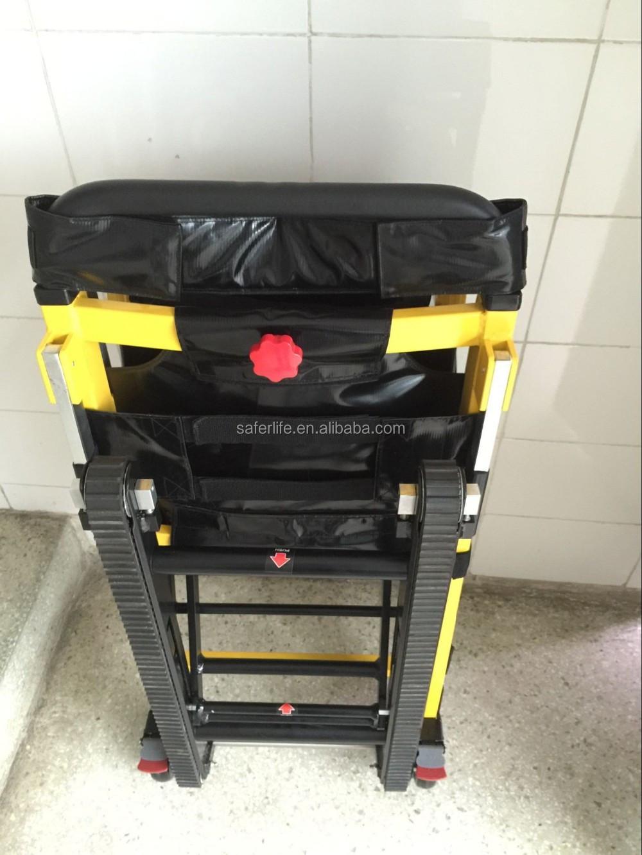 Hot Sale Foldable Wheel Chair Stair Climbing Wheelchair