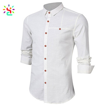 Wholesale white polo plain shirts for men and women polyester cotton long  sleeve quick dry fishing eeea74d153