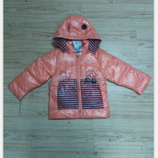 GZY Guangzhou stock lots kids heated jacket