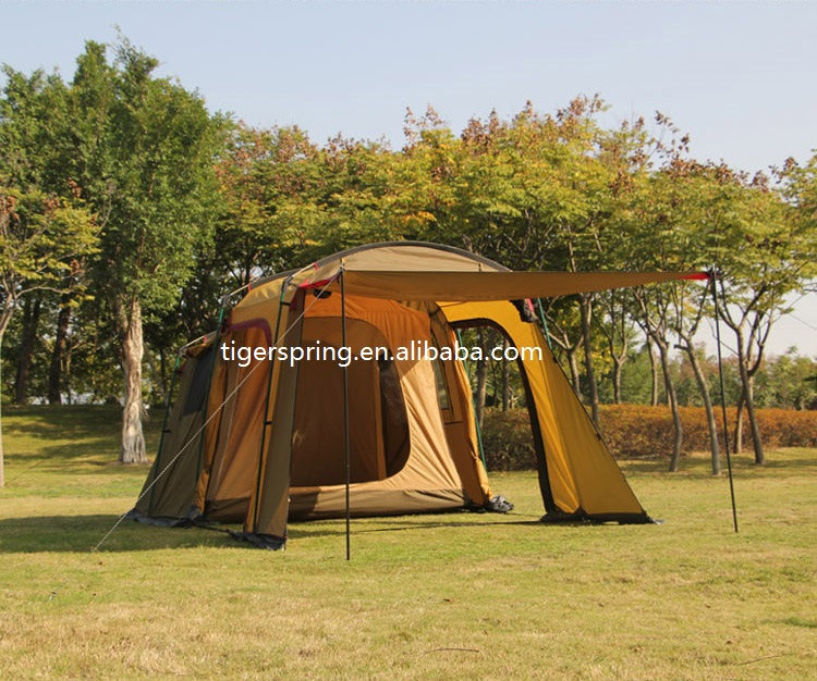 Waterproof 4~6 Persons SUV tent for Family Camping and Travelling