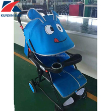 China custom high view sunshade umbrella baby quinny stroller factory 2-in-1 baby stroller