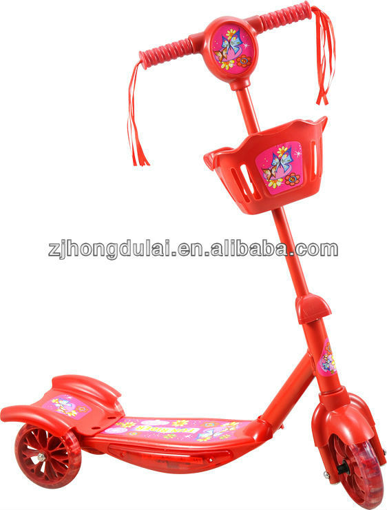 HDL-703 Best-Selling Children Music CE Kick Scooter