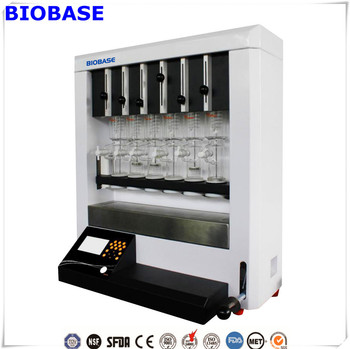 Biobase Bfa 2 Automatic Soxhlet Extraction Apparatus Fat Analyzer Machine For Sale Price Buy Soxhlet Apparatus Soxhlet Extraction Fat Analyzer Product On Alibaba Com
