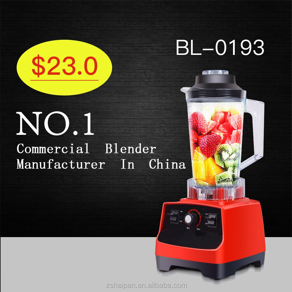 Adjustment Mixing time Electric Nuts Blender/extractor commerical blender/Family Blender