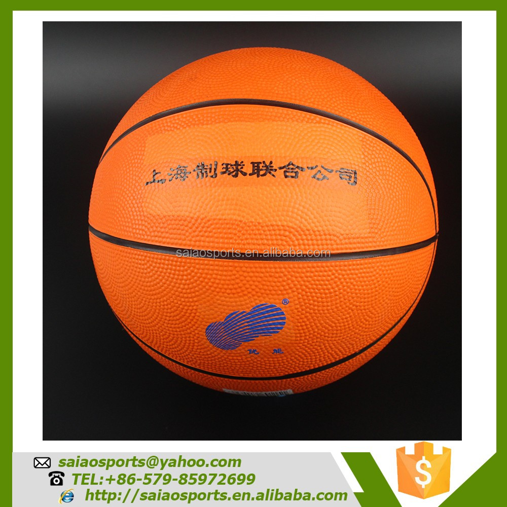 indoor or outdoor balls basketball professional colorful basketball