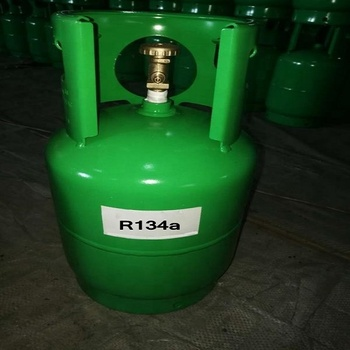 R134a Gas CE Refillable Cylinder with REACH for EU